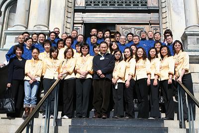 Montreal Tour 2008