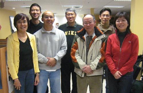 Mr. Bill Lai's visit