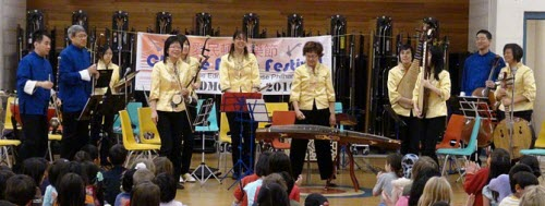 Day 3: Edmonton Chinese Music Festival 2010 加拿大愛民頓中樂節
