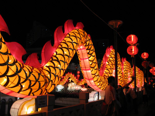 2010 Mid-Autumn Harvest Moon Festival 中秋節