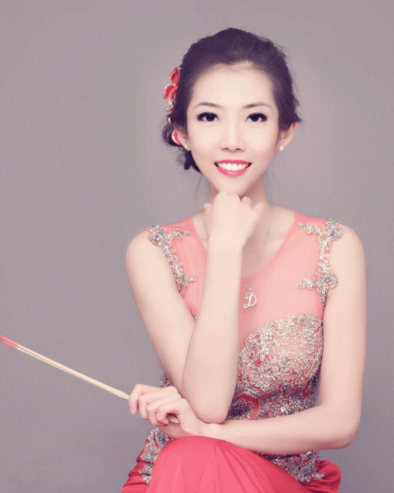 2016-07-03 Virtuosos Concert: Di Zhang, Yangqin 張迪, 揚琴