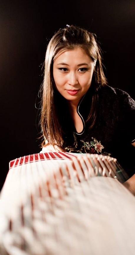 2016-07-03 Virtuosos Concert: Cynthia Qin, Guzheng 秦子雯, 古箏