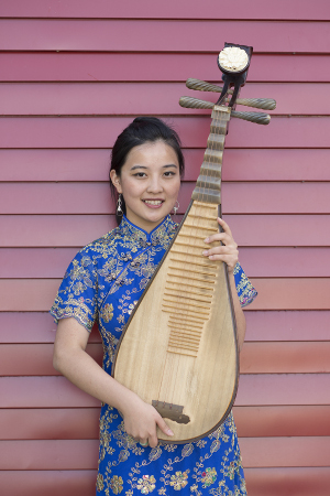 2016-07-03 Virtuosos Concert: Wendy Zhou, Pipa 周晚濛, 琵琶