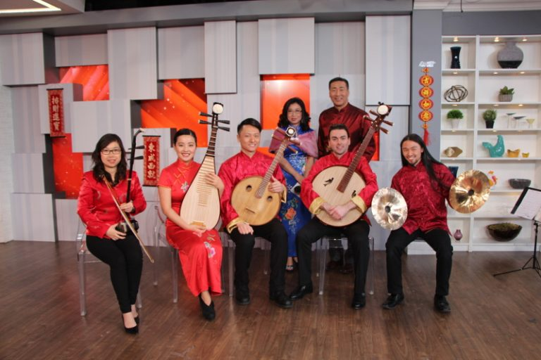 2017 Chinese New Year at OMNI TV