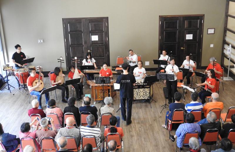 多倫多社區中樂團 Toronto Community Chinese Orchestra accepting applications for 2017-2018