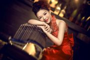 Lina Cao, guzheng 曹丽娜 青年古筝演奏家